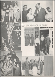Page 12, 1956 Edition, Guthrie High School - Kynewisbok Yearbook (Guthrie, OK) online yearbook collection