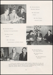 Page 14, 1956 Edition, Guthrie High School - Kynewisbok Yearbook (Guthrie, OK) online yearbook collection