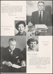 Page 15, 1956 Edition, Guthrie High School - Kynewisbok Yearbook (Guthrie, OK) online yearbook collection