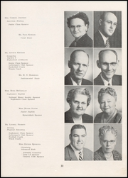 Page 17, 1956 Edition, Guthrie High School - Kynewisbok Yearbook (Guthrie, OK) online yearbook collection
