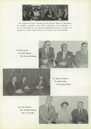 Page 12, 1957 Edition, Guthrie High School - Kynewisbok Yearbook (Guthrie, OK) online yearbook collection