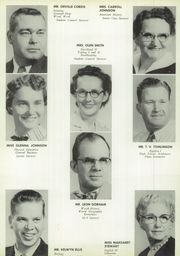 Page 14, 1957 Edition, Guthrie High School - Kynewisbok Yearbook (Guthrie, OK) online yearbook collection