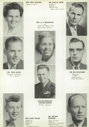 Page 16, 1957 Edition, Guthrie High School - Kynewisbok Yearbook (Guthrie, OK) online yearbook collection