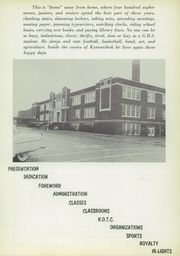 Page 7, 1957 Edition, Guthrie High School - Kynewisbok Yearbook (Guthrie, OK) online yearbook collection