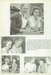 Page 10, 1958 Edition, Guthrie High School - Kynewisbok Yearbook (Guthrie, OK) online yearbook collection