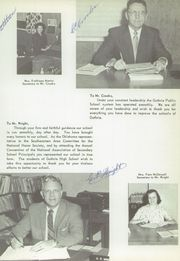 Page 13, 1958 Edition, Guthrie High School - Kynewisbok Yearbook (Guthrie, OK) online yearbook collection