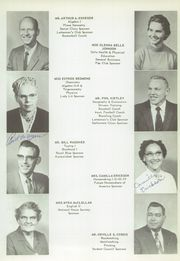 Page 15, 1958 Edition, Guthrie High School - Kynewisbok Yearbook (Guthrie, OK) online yearbook collection
