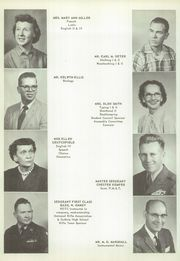 Page 16, 1958 Edition, Guthrie High School - Kynewisbok Yearbook (Guthrie, OK) online yearbook collection