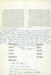 Page 8, 1958 Edition, Guthrie High School - Kynewisbok Yearbook (Guthrie, OK) online yearbook collection