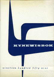 Page 1, 1959 Edition, Guthrie High School - Kynewisbok Yearbook (Guthrie, OK) online yearbook collection