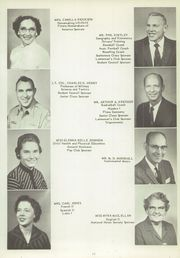 Page 15, 1959 Edition, Guthrie High School - Kynewisbok Yearbook (Guthrie, OK) online yearbook collection