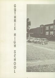 Page 6, 1959 Edition, Guthrie High School - Kynewisbok Yearbook (Guthrie, OK) online yearbook collection
