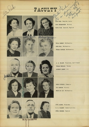 Page 14, 1949 Edition, Miami High School - Miamian Yearbook (Miami, OK) online yearbook collection