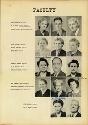 Page 15, 1949 Edition, Miami High School - Miamian Yearbook (Miami, OK) online yearbook collection