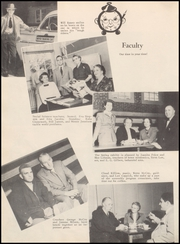 Page 12, 1952 Edition, Miami High School - Miamian Yearbook (Miami, OK) online yearbook collection