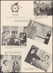 Page 13, 1952 Edition, Miami High School - Miamian Yearbook (Miami, OK) online yearbook collection