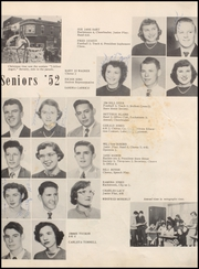 Page 16, 1952 Edition, Miami High School - Miamian Yearbook (Miami, OK) online yearbook collection
