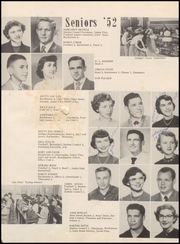 Page 17, 1952 Edition, Miami High School - Miamian Yearbook (Miami, OK) online yearbook collection