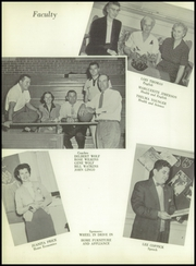 Page 12, 1955 Edition, Miami High School - Miamian Yearbook (Miami, OK) online yearbook collection