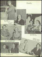 Page 14, 1955 Edition, Miami High School - Miamian Yearbook (Miami, OK) online yearbook collection