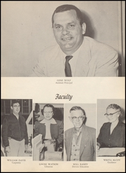 Page 11, 1958 Edition, Miami High School - Miamian Yearbook (Miami, OK) online yearbook collection