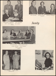 Page 13, 1958 Edition, Miami High School - Miamian Yearbook (Miami, OK) online yearbook collection