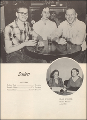 Page 17, 1958 Edition, Miami High School - Miamian Yearbook (Miami, OK) online yearbook collection