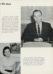 Page 11, 1960 Edition, Miami High School - Miamian Yearbook (Miami, OK) online yearbook collection