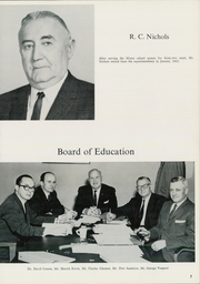 Page 11, 1962 Edition, Miami High School - Miamian Yearbook (Miami, OK) online yearbook collection