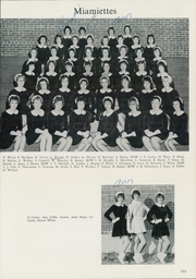 Page 115, 1962 Edition, Miami High School - Miamian Yearbook (Miami, OK) online yearbook collection