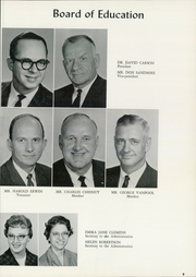 Page 13, 1963 Edition, Miami High School - Miamian Yearbook (Miami, OK) online yearbook collection