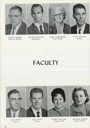 Page 16, 1963 Edition, Miami High School - Miamian Yearbook (Miami, OK) online yearbook collection