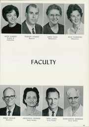 Page 17, 1963 Edition, Miami High School - Miamian Yearbook (Miami, OK) online yearbook collection