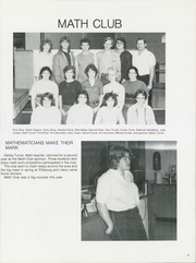 Page 75, 1984 Edition, Miami High School - Miamian Yearbook (Miami, OK) online yearbook collection