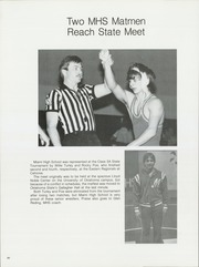 Page 84, 1984 Edition, Miami High School - Miamian Yearbook (Miami, OK) online yearbook collection