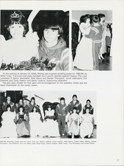 Page 85, 1984 Edition, Miami High School - Miamian Yearbook (Miami, OK) online yearbook collection