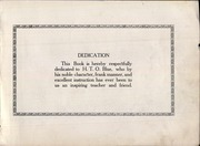 Page 7, 1915 Edition, Ada High School - Cougar Yearbook (Ada, OK) online yearbook collection