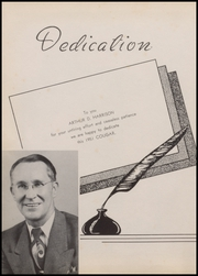 Page 10, 1951 Edition, Ada High School - Cougar Yearbook (Ada, OK) online yearbook collection