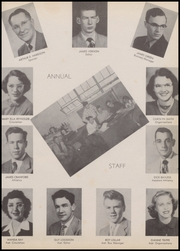 Page 11, 1951 Edition, Ada High School - Cougar Yearbook (Ada, OK) online yearbook collection