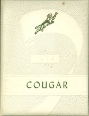 1954 Edition, Ada High School - Cougar Yearbook (Ada, OK)