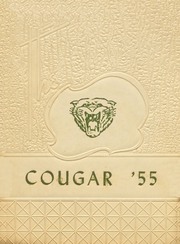 1955 Edition, Ada High School - Cougar Yearbook (Ada, OK)
