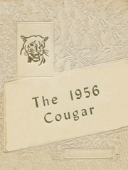 1956 Edition, Ada High School - Cougar Yearbook (Ada, OK)