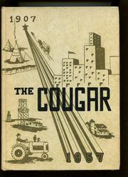 1957 Edition, Ada High School - Cougar Yearbook (Ada, OK)