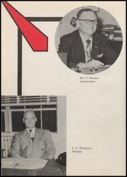 Page 10, 1958 Edition, Ada High School - Cougar Yearbook (Ada, OK) online yearbook collection