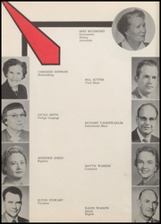 Page 14, 1958 Edition, Ada High School - Cougar Yearbook (Ada, OK) online yearbook collection