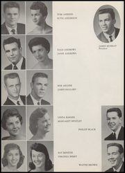 Page 16, 1958 Edition, Ada High School - Cougar Yearbook (Ada, OK) online yearbook collection