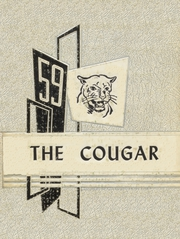 1959 Edition, Ada High School - Cougar Yearbook (Ada, OK)