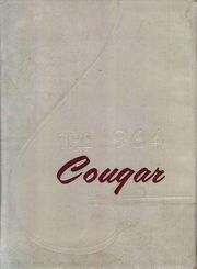 1964 Edition, Ada High School - Cougar Yearbook (Ada, OK)