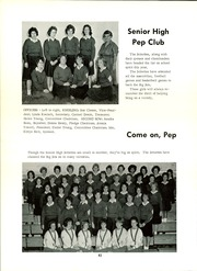 Page 86, 1964 Edition, Western Heights High School - Flight Yearbook (Oklahoma City, OK) online yearbook collection