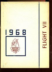1968 Edition, Western Heights High School - Flight Yearbook (Oklahoma City, OK)